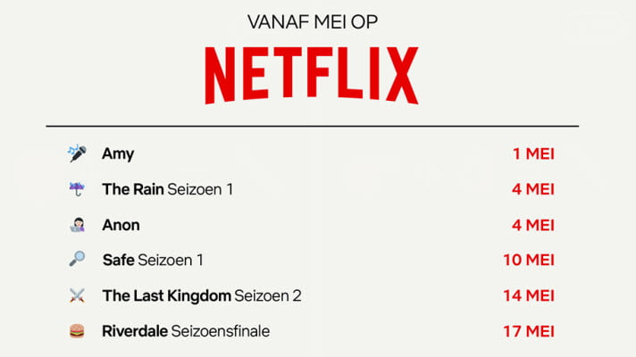 marketingcampagne netflix
